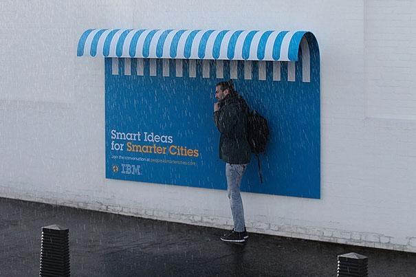 Креативная и запоминающаяся реклама