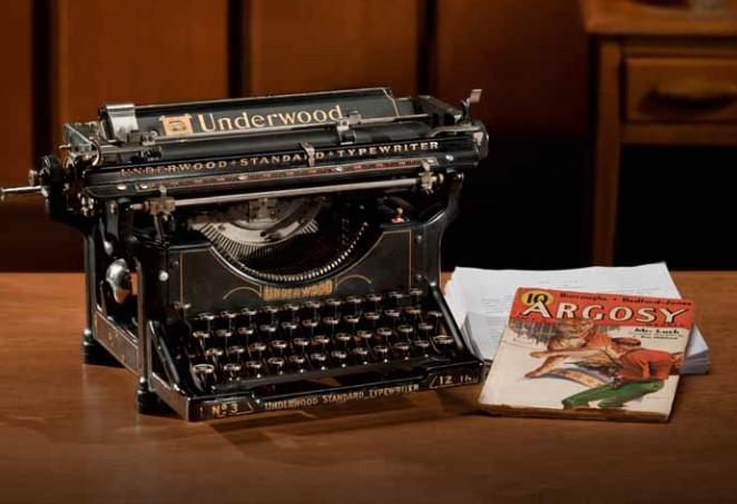 печатная машинка ЛРХ1
