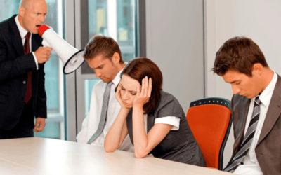 Как правильно ругать сотрудников
