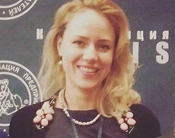 Анастасия Гришина, индивидуальный предприниматель