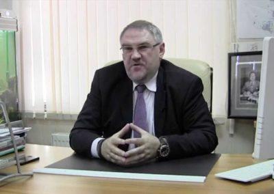 Павел Бабанин, владелец ГК «Стройпромет», г. Химки
