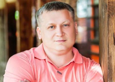 Сергей Сомов, руководитель компании «Сильный бизнес», г. Уфа