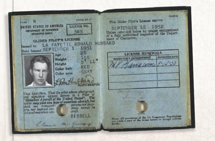 LRH License