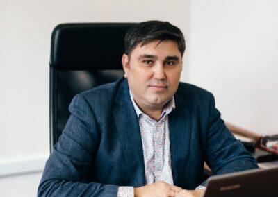 Мадис Хайруллин, сеть магазинов оптики, г. Пермь