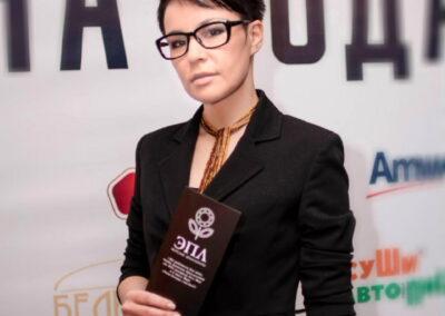 Инна Леукина, управляющая, ООО «Даймонд», г.Нижний Новгород