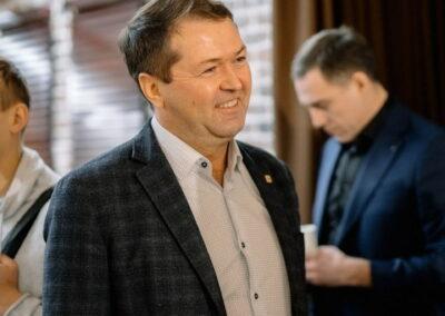 Егор Шабалин, учредитель ифин. директор, г.Киров