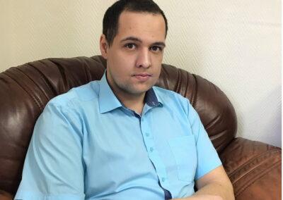 Федор Петухов, руководитель отдела продаж, ООО «ДПА», г.Челябинск