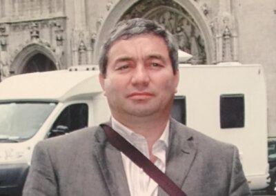 Таймурат Юнусметов, переработка гранита, г.Ташкент