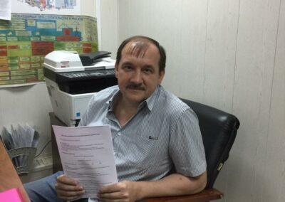 Виктор Епимахов, исполнительный директор, ООО ГК «Стройпромет», г.Химки