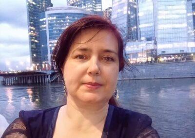 Светлана Меркушева, прием и размещение гостей в квартирах, г.Москва